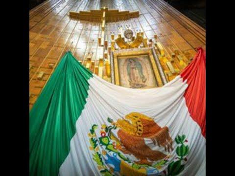 Música para orar encontrada en el Manto de la Virgen de Guadalupe