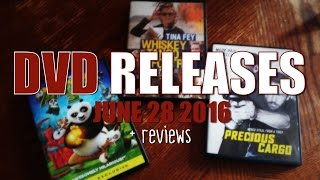 NEW ON DVD - June 28, 2016 | Bunny Cates