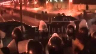 مغادرة الرئيس مرسى قصر الإتحادية بعد حصار القصر
