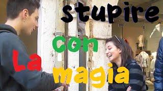 street magic :: rimorchiare le ragazze con una carta :: steve elvi