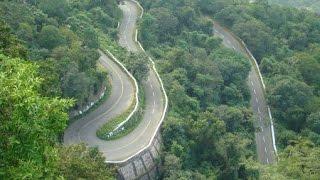 ROad to Rock Garden, Darjeeling- India