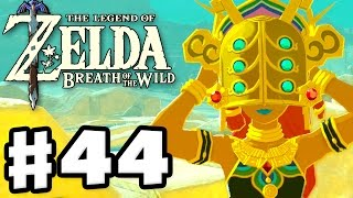 Thunder Helm! Gerudo Quests! - The Legend of Zelda: Breath of the Wild - Gameplay Part 44