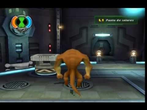 Ben 10 Ultimate Alien Cosmic Destruction Parte 3 Español
