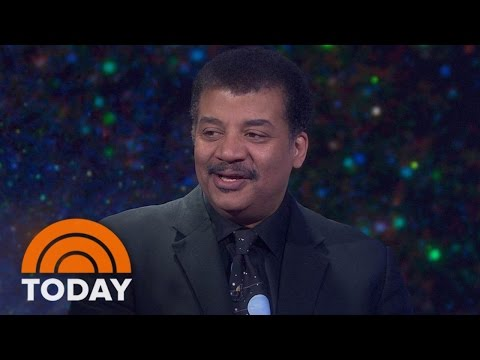 Neil deGrasse Tyson: Sex In Space Requires 'Straps And Things' | TODAY