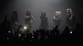 Fifth Harmony - I'm In Love With a Monster (Live in Antwerp, the 7/27 Tour - Lotto Arena)