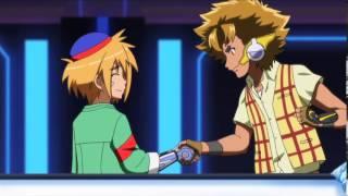 B-DAMAN CROSSFIRE- Episode 9 -