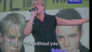 WESTLIFE - I don't wanna fight