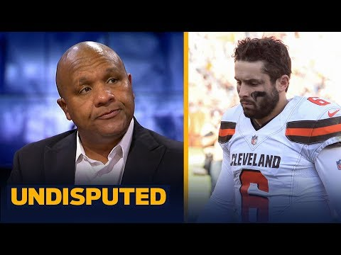 Hue Jackson on being fired from the Browns talks Baker Mayfield relationship NFL UNDISPUTED