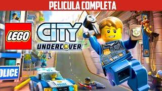 Lego City Undercover Película Completa en Español Wii U - Películas completas en español