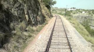 Kohat rawalpindi rail car V v v v nice vedio on khoshalgar brige