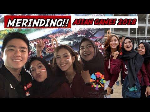 MERINDING! Awalnya Kecewa Sama Asian Games. Sampai Nangis😭