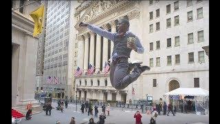 Dancers Among Us- On Wall Street