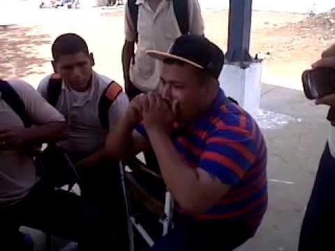 Wilmito vs gordo Beatbox