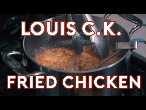 Binging with Babish Louis C.K. s Potluck Fried Chicken
