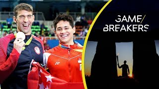 Joseph Schooling - The Michael Phelps Fan Who Beat Him at the Olympics | Game Breakers