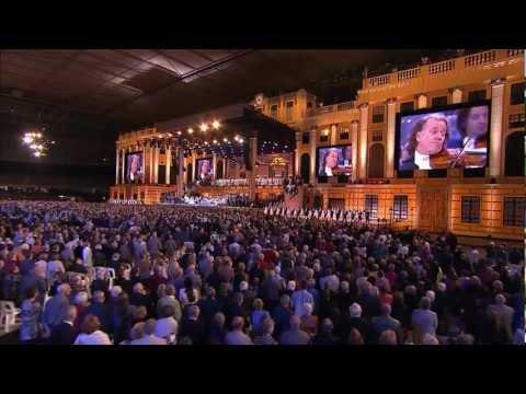 André Rieu Waltzing Matilda live in Australia