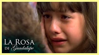 Eva huye de los maltratos   Un modelo de amor   La Rosa de Guadalupe