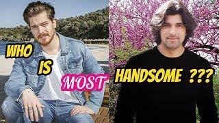 Cagatay Ulusoy VS Engin Akyurek 2018 Turkish Actors || Who is More Handsome