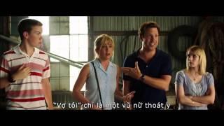 Gia Đình Bá Đạo - We Are The Millers - Hậu trường phim