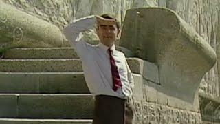 Bean Fails an Exam and goes to the Beach | Mr. Bean Official