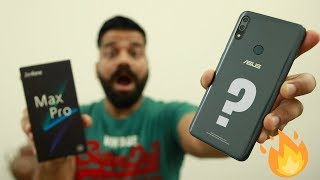 Asus Zenfone Max Pro M2 Unboxing & First Look - The NEW King🔥🔥🔥