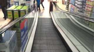 Happy Escalator Monday! KONE Travelator at Tesco Extra, Purley
