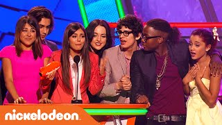 Kids' Choice Awards | Victorious' Lost Acceptance Speech? | Nick