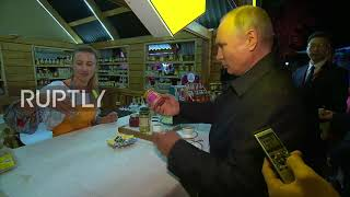 'You will pay back in yuans' - Sweet gift from Putin to Xi