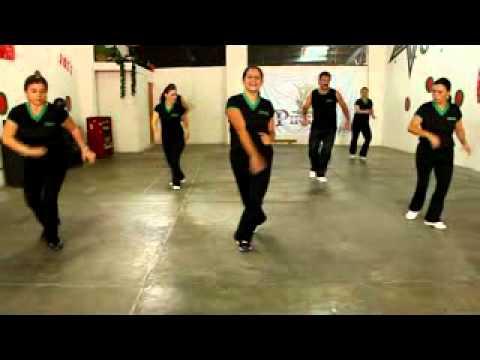 Baile Aerobico para Principiantes Cumbia