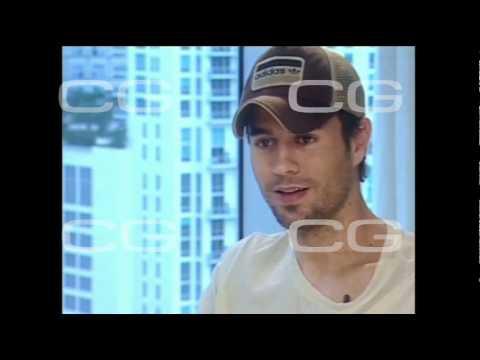 Entrevista a Enrique Iglesias