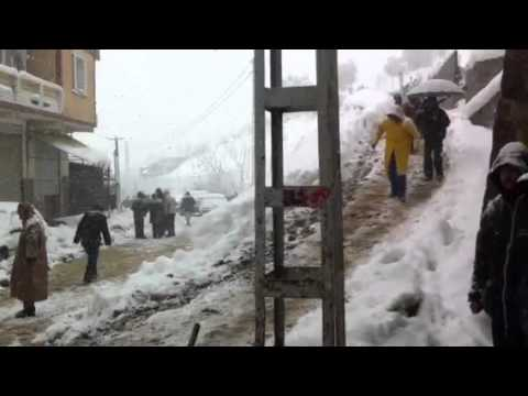 Ivahlal sous la neige