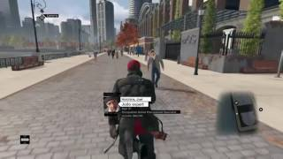WATCH_DOGS [Ep1] Hacking peoples bank accounts
