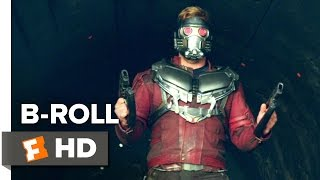 Guardians of the Galaxy Vol. 2 B-Roll 2 (2017) | Movieclips Coming Soon
