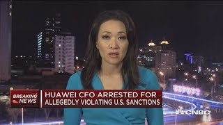 Huawei CFO arrest expected to harm US-China relations