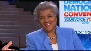 Donna Braziles New DNC Position Will Make You Laugh And Cry At The Same Time.