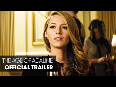 The Age of Adaline (2015 Movie) – Official Trailer - Blake Lively