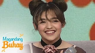 Magandang Buhay: How did Andrea face rejections?