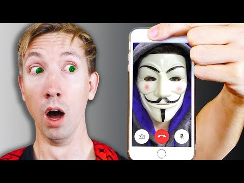 Xxx Mp4 CALLING The HACKERS IPHONE And Exploring Abandoned Mystery Evidence YouTube Hacker FaceTime 3gp Sex