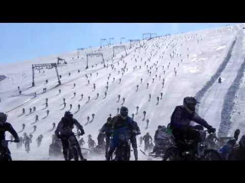 Mountain of Hell 2012 Glacier crash!.wmv