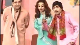 Zafri Khan, Sajan Abbas, Nida Ch, Khushboo Best Full Stage Drama