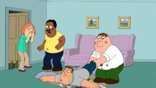 Family Guy - Pillow Fight