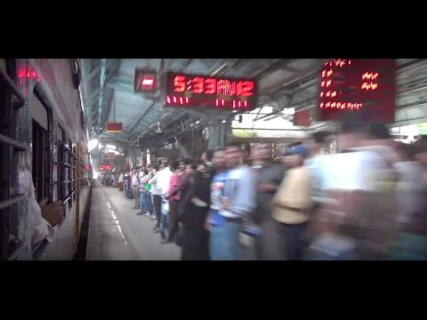 DECCAN QUEEN TERRORIZING DADAR, MATUNGA & SION STATIONS - 5KMS IN JUST 3.15MINS !!!!
