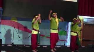 Bangla Pohela Boishakh Program (HD) -[boys Nice dance]