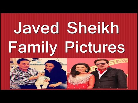 Javed Sheikh Family's Pictures.