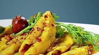 Dal dhokali/how to make Gujarati dal dhokali/ recipe in hindi/