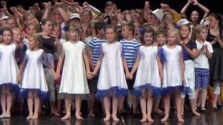 Děkovačka - Tančíme pro radost, Králíky, 2017