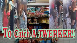 To Catch A Twerker: Innocent Man Who Was Groped By 2 Hoodrats speaks out