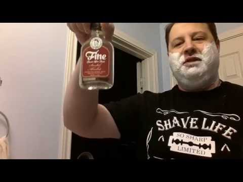 SOTD: The Art of Shaving Sandalwood and Fine Accoutrements Santal Absolut Aftershave