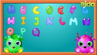 ABC SONG | ABC Songs for Children By BIDO KIDs