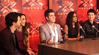 X Factor Alex & Sierra Movie Coming? Simon Cowell's Baby Recording Contract! Top 3 Interview